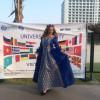 GRAND-PRIX Mrs. WORLD/ silver - Каретникова Виктория (Россия)