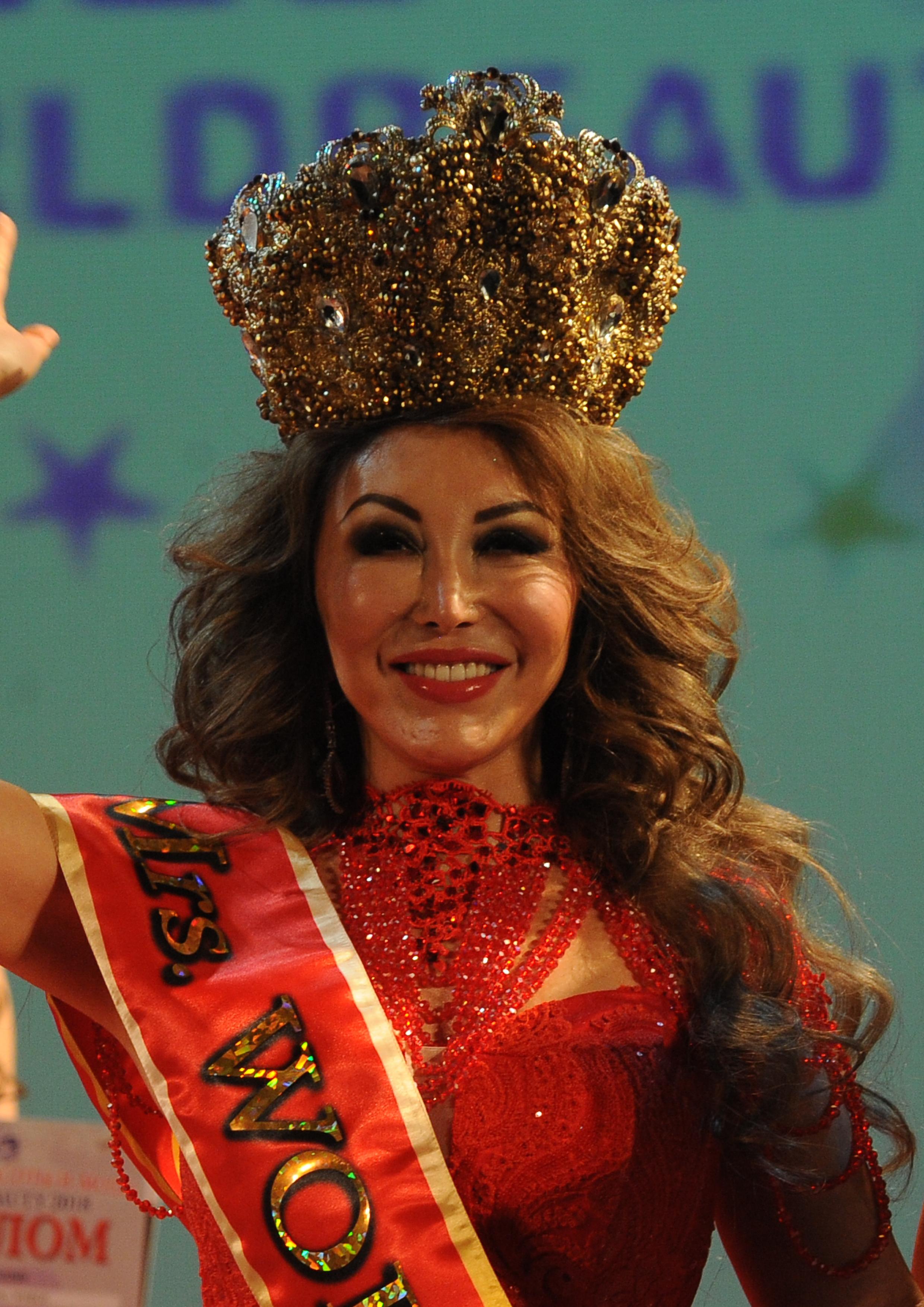 Итоги конкурса красоты «Миссис Мира 2018» «Missis World 2018»